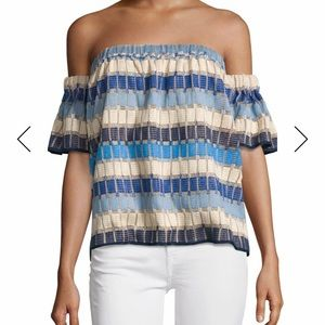 Milly Marina off the shoulder top